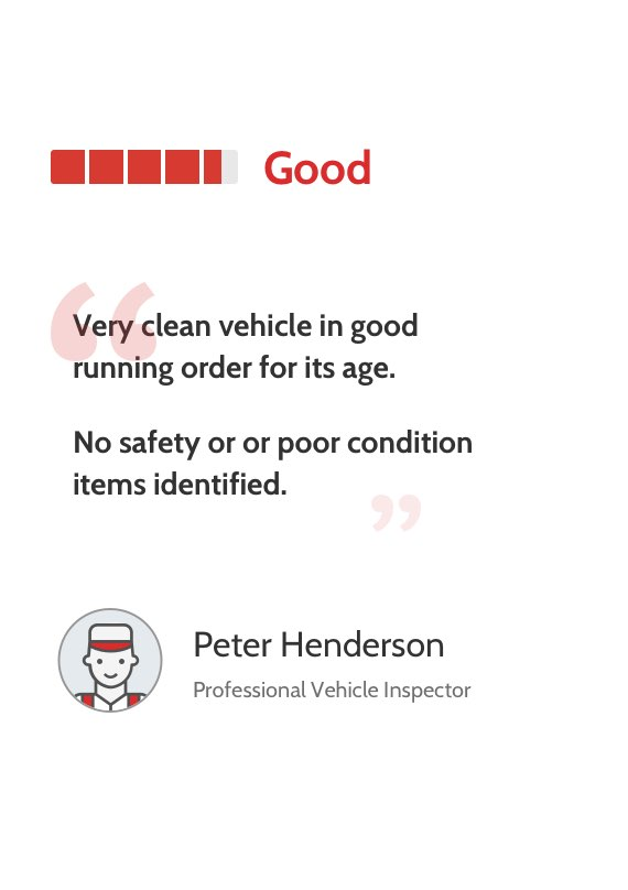 Pre-purchase vehicle inspections | RedBook Inspect